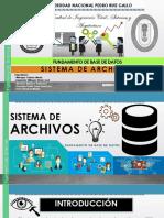 Sistema de Archivos Final