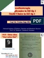 Insulinoterapie DZ1 2017