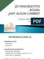 Actualizacion Manejo Pancreatitis