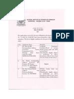 Registrar Eligible List