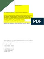 Analisis de Informacion Estadistica