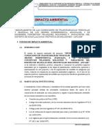 IMPACTO AMBIENTAL - MODELO ESTÁNDAR