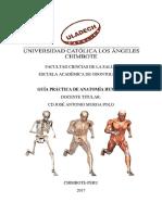 Guía Práctica de Anatomia I