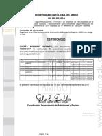 Certifica Do Hora Rio 1505330429263