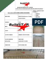 SPECIFICATIONS BUILDSTAR FLOORINGS