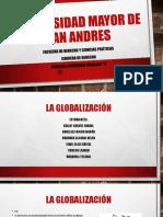 Globalizacion Diapositivas Completo