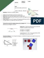 TALLER-Conceptos Básicos de Trigonometría