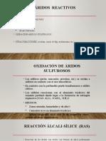 ÁRIDOS  REACTIVOS.pptx
