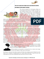 Students Memory Development Program through Varmam - Ramesh Babu 9886556628