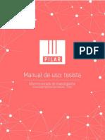 Manual Tesistav31