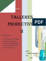 Informe de Talleres Productivos II