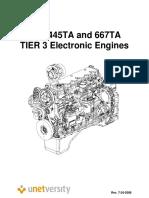 NEF Tier 3 Electronic Engine