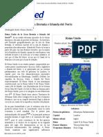Reino Unido de La Gran Bretaña e Irlanda Del Norte - EcuRed