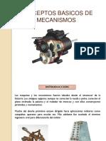 Conceptos Basicos de Mecanismos