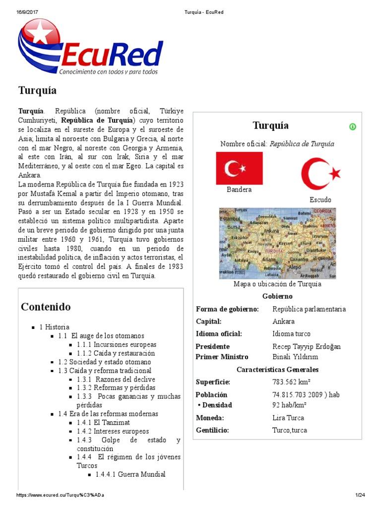 a7a97c42ad3 Turquía - EcuRed