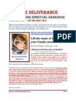 Overcoming Spiritual Darkness