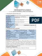 Guía de Actividades y Rúbrica de Evaluación - Fase 1 - Valorar El Dinero en El Tiempo