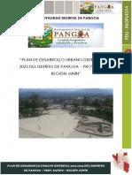 Memoria Propuesta Pangoa
