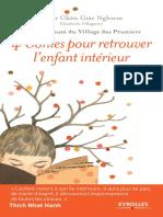 4 Contes Pour Retrouver l'Enfant Intérieur (Extrait) - Sr Chan Giac Nghiem