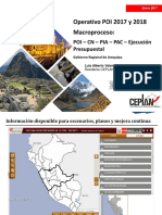 Macroproceso Poi – Cn – Pia – Pac Gore Aqp 30-01-17
