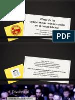 4- Competencias de Información Campo Laboral