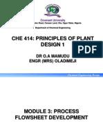 Module 3 (Process Flowsheet Development) [Autosaved]