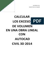 Excesos de Volumen en Civil 3d (1)