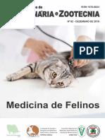 Caderno Tecnico 82 Medicina de Felino