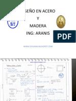 Cuaderno de Diseno en Acero y Madera - Aranis