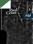 El Meridiano Paul Celan