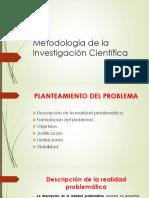 Metodología de la Investigación Científica-SESÍON N°03