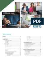 EXFO Reference Guide Local Loop DSL v1 En
