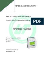 Reporte Practicas Zelio Plc