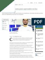 Jugar, Herramienta Para Aprender en Las Organizaciones _ Tendencias _ Portafolio