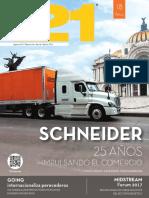 Revista T21 Agosto 2017