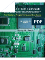 The Intel Microprocessors 8086_8088, 80...Itecture, Programming, And Interfacing