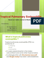 Tropical Pulmonary     Eosinophilia.pptx