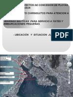 Ubicacion de Concesiones en Cartagena !!
