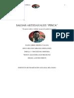 Salsa Artesanales 1