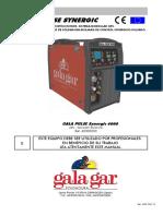Manual Galagar
