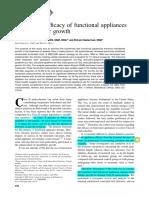 Analysis of efficacy of functional appliances on mandibular growth.pdf