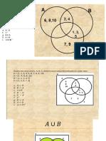 Teorías de Conjuntos Matemáticos