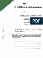 Bispo de Termópolis, Coadjutor e Suceèsor de Olinda, [D, FranciscoXavier Aranha], (6)