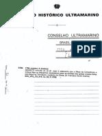 Bispo de Termópolis, Coadjutor e Suceèsor de Olinda, [D, FranciscoXavier Aranha], (7)