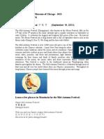 mid-autumn festival information  resources