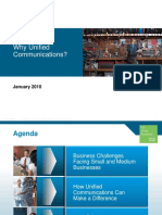 Why Unified Communications (1)