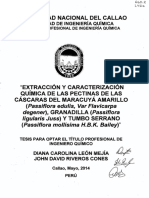Extraccion de Maracuya,Granadilla y Tumbo Tesis
