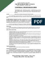 Acta de Entrega de Obra_calle Chile Colombia_saneamiento