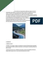 Trazo y Diseño de Un Canal(Topografia)