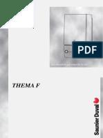 Thema f 23 f23e Fas23e Notice Emploi Et Installation 111699 b 03 2001 302280